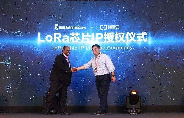 Semtech:与阿里合作只是开始 未来将共同做大LoRa产业
