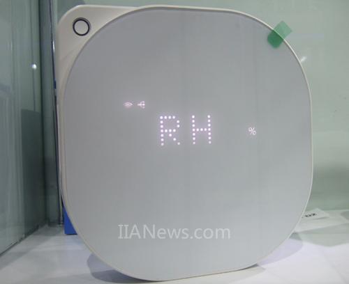 SENSOR CHINA气体感测大热 物联网应用乘风
