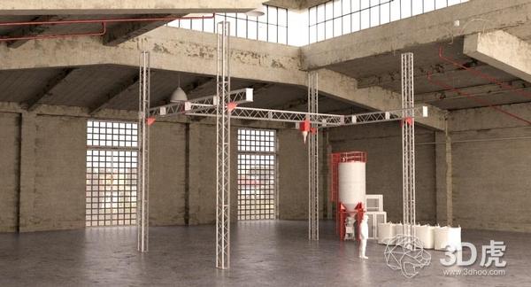 3D Printhuset宣布新公司致力于建筑3D打印