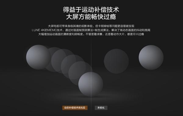14999元!极米激光电视皓LUNE 4K发布:真4K/广色域