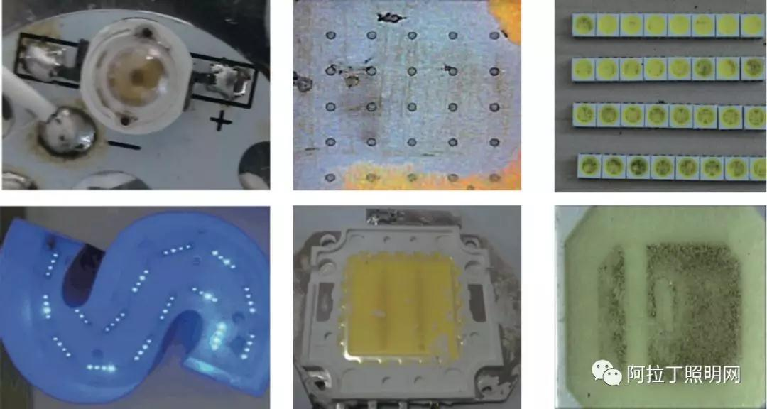 LED封装用硅胶材料现状