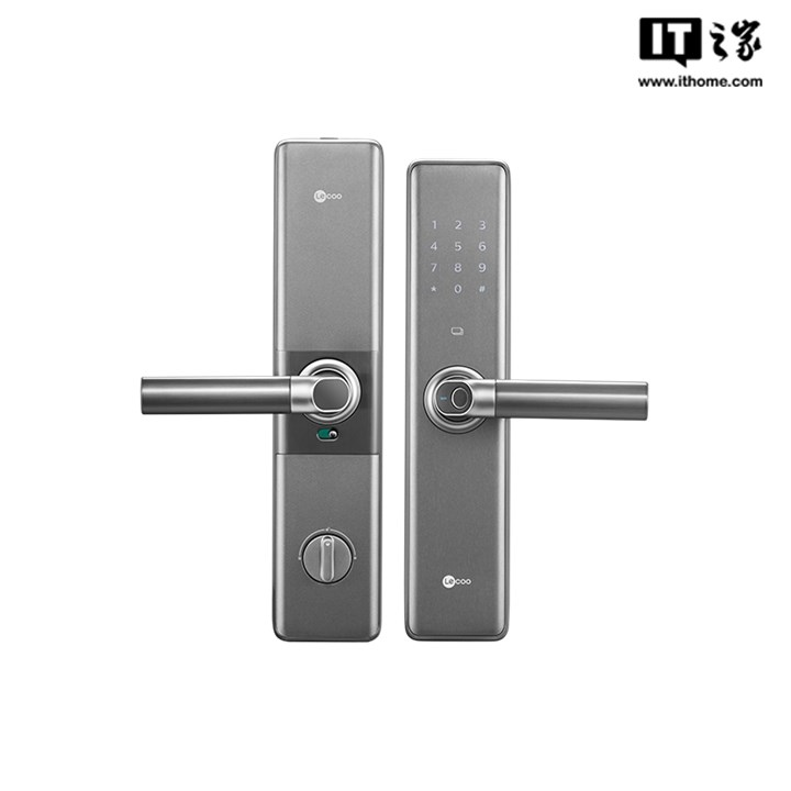 联想发布Lecoo智能指纹锁R1:银行级安防标准,支持五重防护