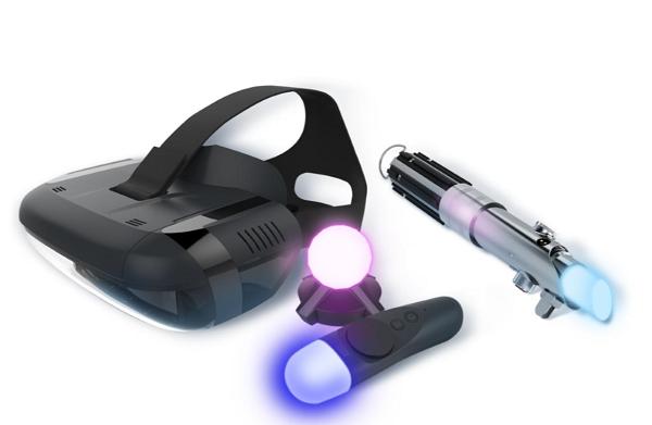 玩不够的Mirage AR设备,升级版亮相联想Tech World