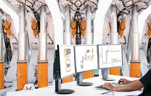 贝加莱推出用于液压应用的全新软件组件