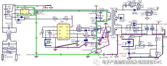 电子产品:开关电源系统EMC的问题及思考?