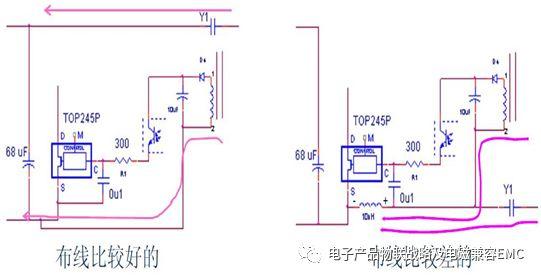 从上面的设计可以看出我们的系统其重要的控制信号和关键的ic是被图片