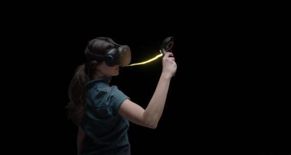 谷歌VR绘画:在三维空间里面作画