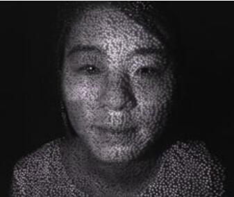 阜时科技发布基于结构光的3D人脸识别方案
