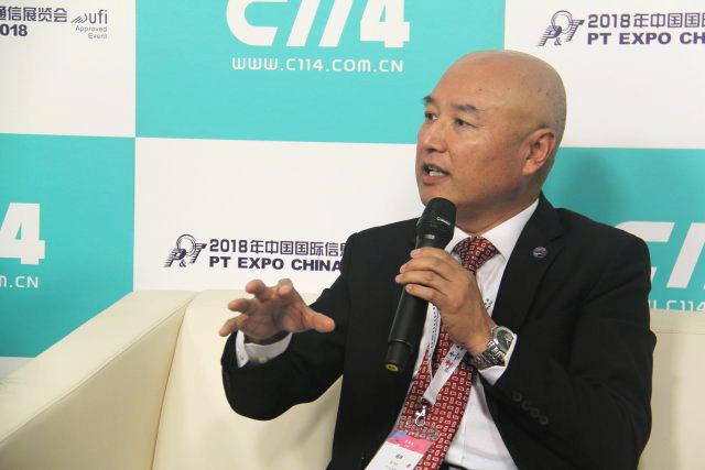 TD产业联盟秘书长杨骅建言5G频谱分配:不应采取绝对平均方式