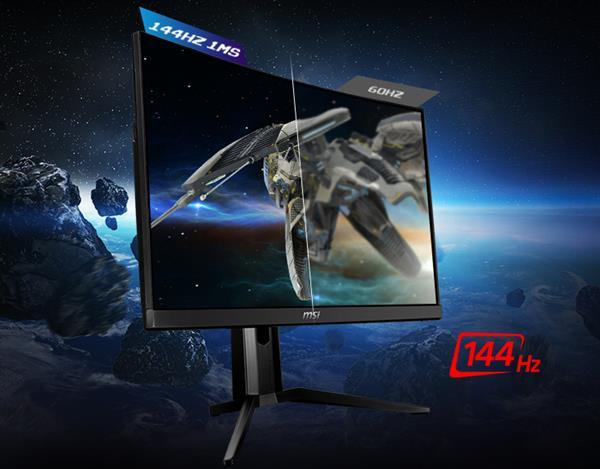 惊艳之作 微星推MAG271CR电竞显示器