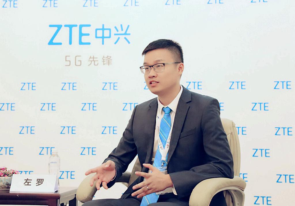 中兴左罗:ZTE uSmartNet助力5G网络智能化