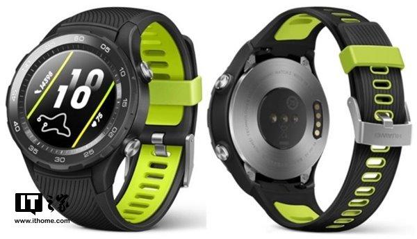 华为智能手表HUAWEI WATCH GT参数大曝光,还有新运动手环