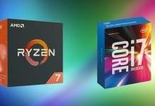 AMD R5-1600X与英特尔i7-8700K对比评测
