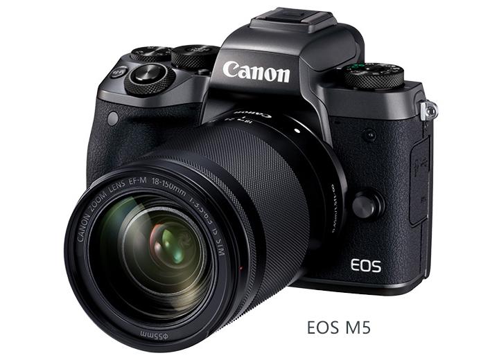 佳能EOS M新产品明年问世 支持4K拍摄