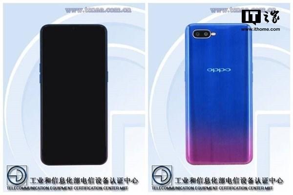 """OPPO K1 10月10日发布:号称""""首款千元屏幕指纹手机"""""""