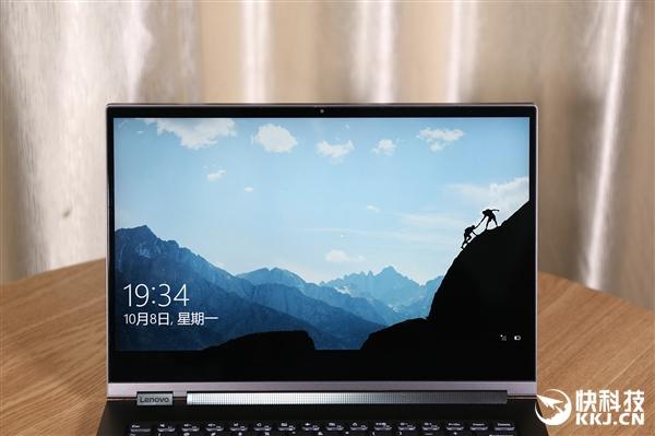 16888元 联想YOGA C930笔记本开箱图赏:4K屏+玻璃机身