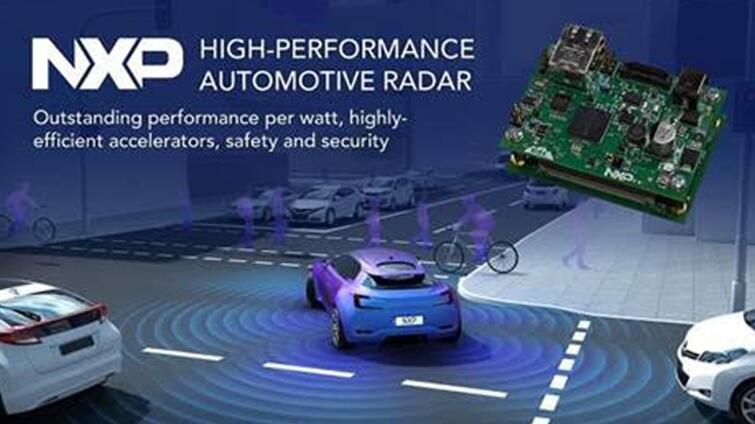 恩智浦发布高性能端对端雷达解决方案RDK-S32R274