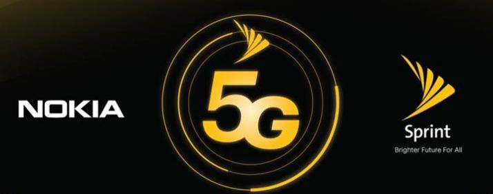 诺基亚携手Sprint展开5G NR连接现场演示