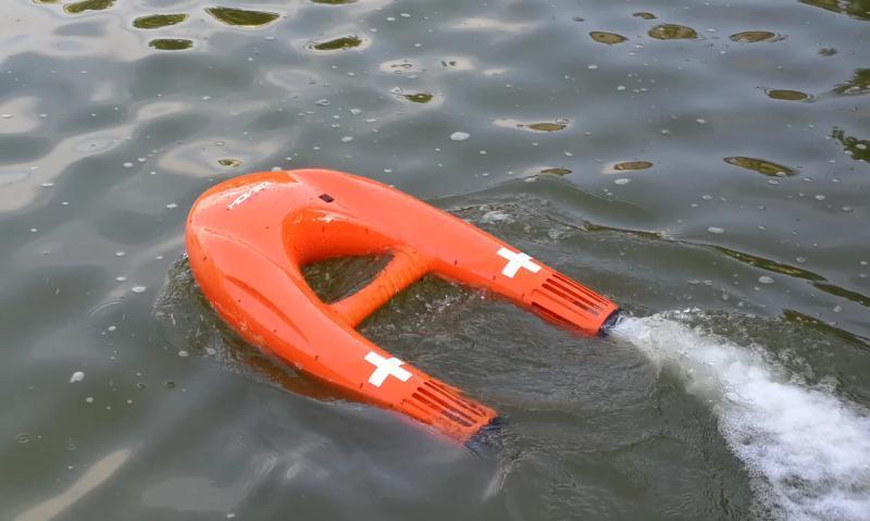 哈威科技完成1300万人民币的天使轮,水上救援市场迎来春天