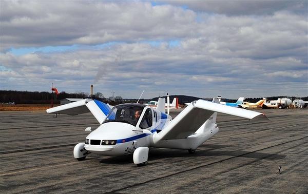 世界首款飞行汽车下月预售明年交付 极速160km/h下续航640km