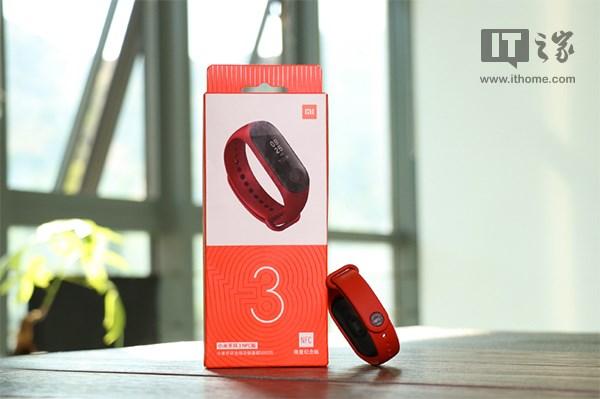 小米手环3 NFC版体验:手机不支持NFC?好拍档来了