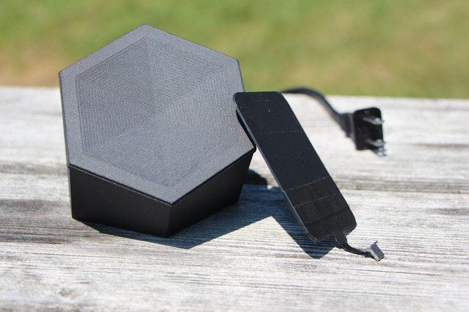 黑科技!设计师研发远程无线充电器NIC,隔空5米也可以自动充电