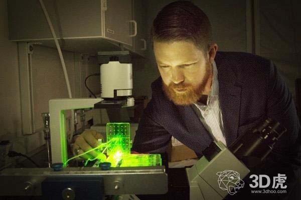 工程师开发3D打印细胞新方法 以产生肌腱和韧带组织