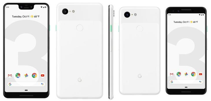"""谷歌Pixel 3 XL大刘海支持""""隐藏"""",但却更辣眼睛!"""