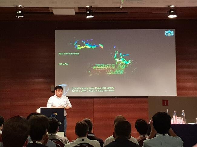 韩国LiDAR新秀凭借高性能MEMS方案赢得600万美元A轮融资