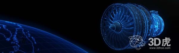 劳斯莱斯推出采用3D打印组件的演示引擎Advance3