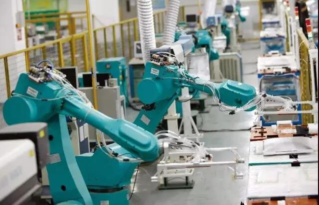 120家世界500强的中国企业 一成入局机器人