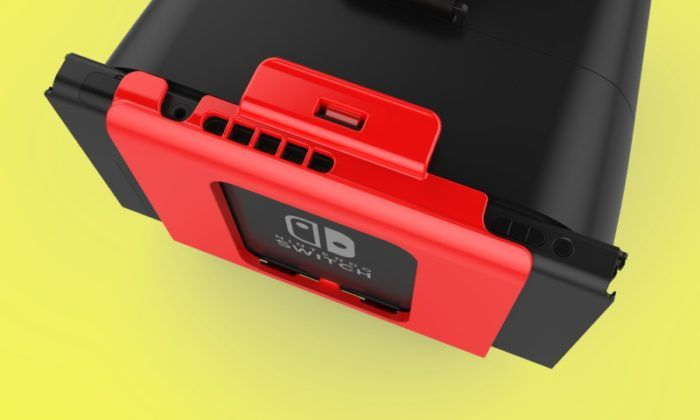 支援Switch的3D眼镜NS眼镜将受售,支援范围广泛