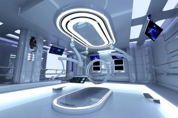 手术室医护人员定位管理系统