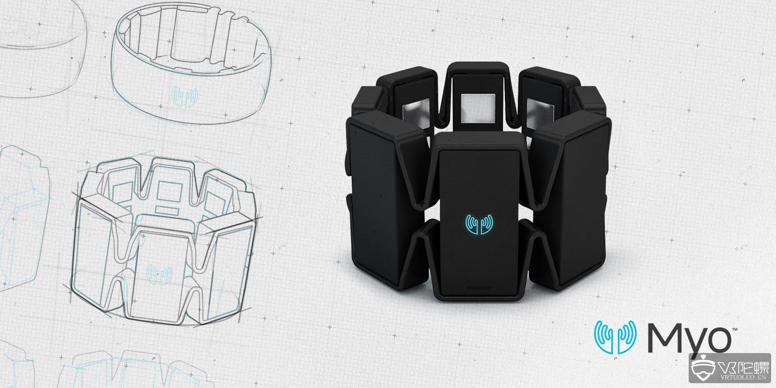 Thalmic设备穿戴公司宣布终止手势控制臂环Myo项目