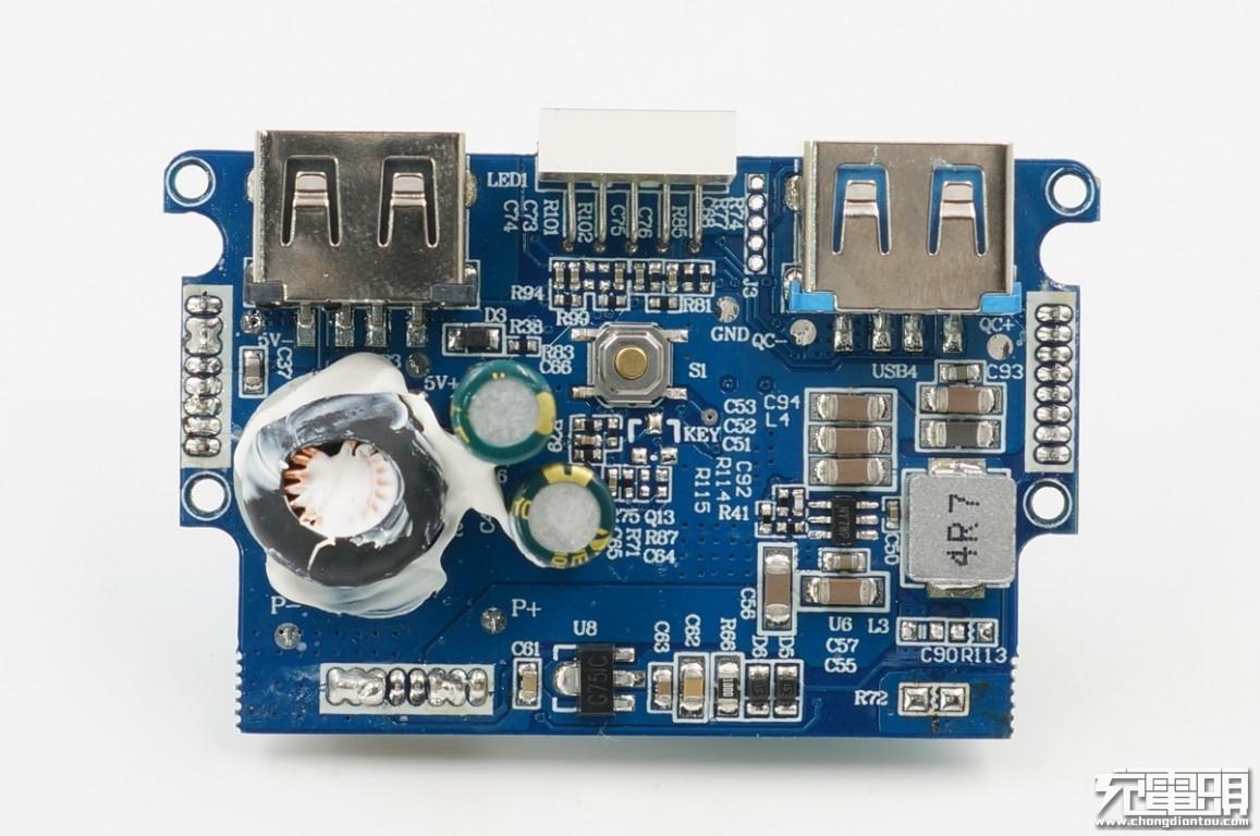 ZENDURE X6 ZDX6PD移动电源拆解