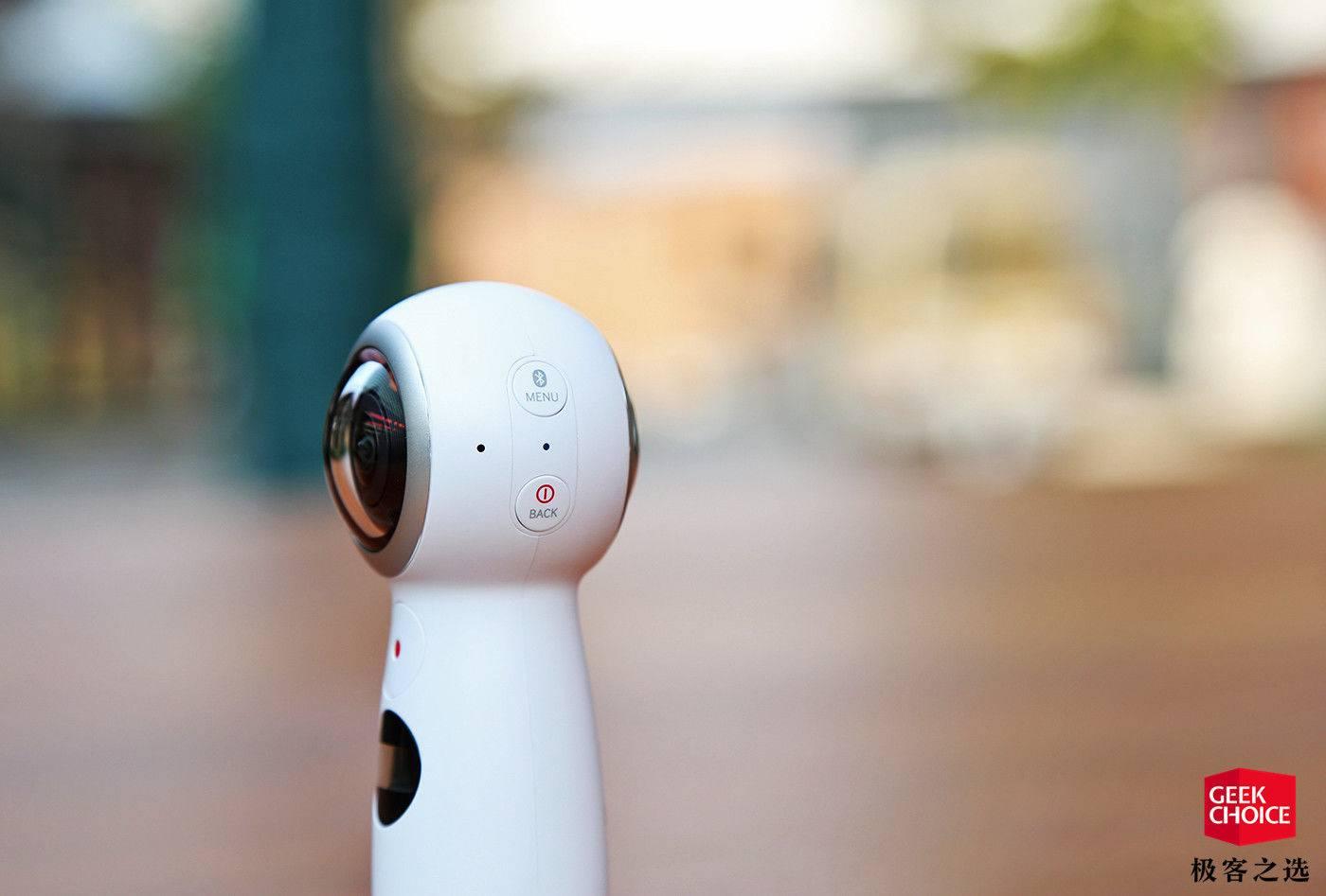 """Gear 360全景相机图赏:三星Gear 系列的""""颜值担当"""""""