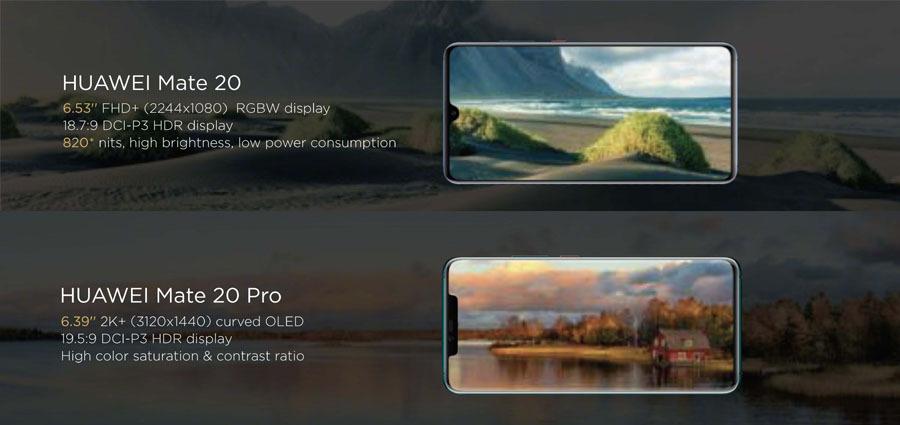 售价超苹果Max!华为Mate20发布:石墨烯散热、双向无线充电、结构光