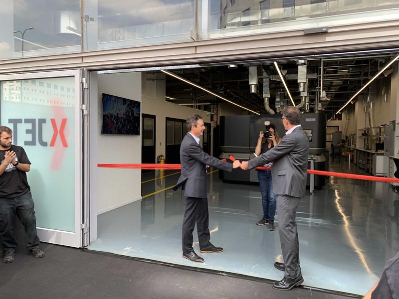 XJet在Rehovot开设新的陶瓷和金属增材制造中心