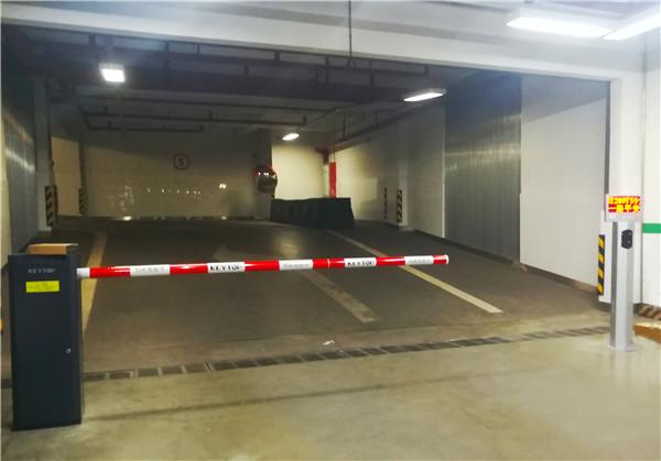 科拓全视频方案为智慧停车场建设加持