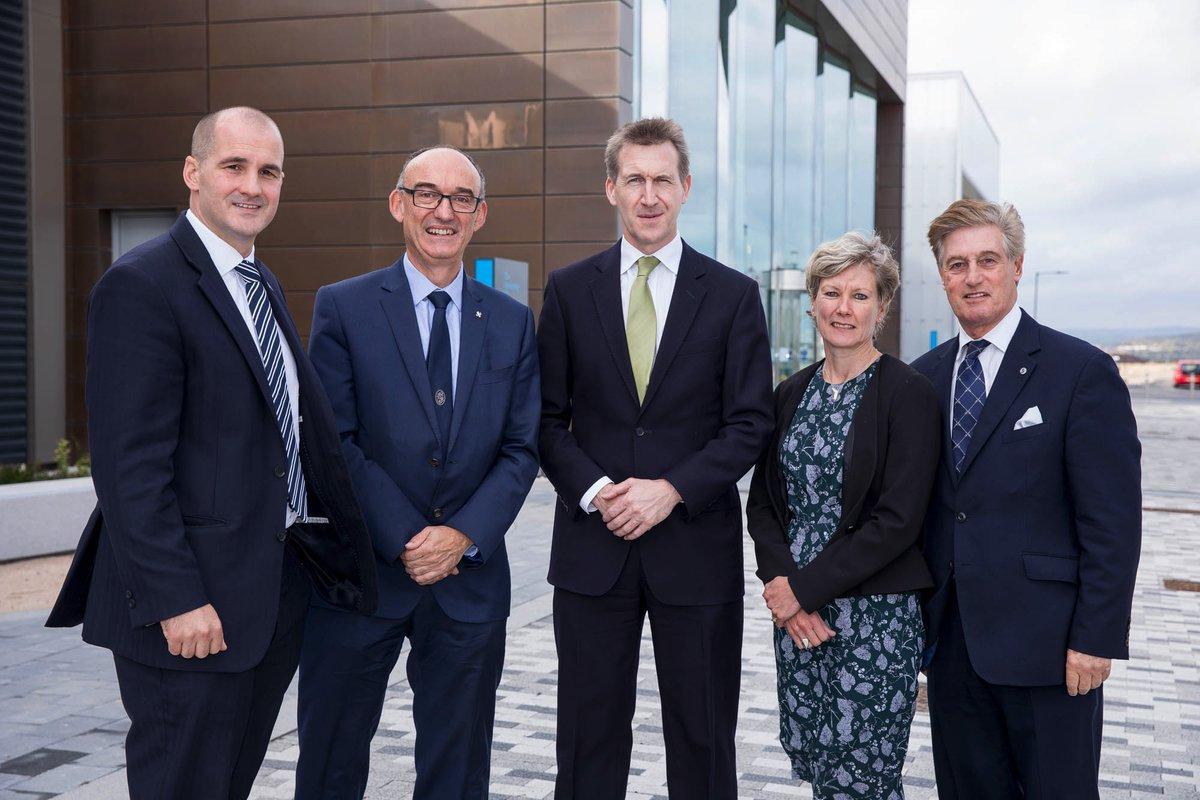 谢菲尔德大学投资4700万英镑开设新的先进工程和工业技术研究中心