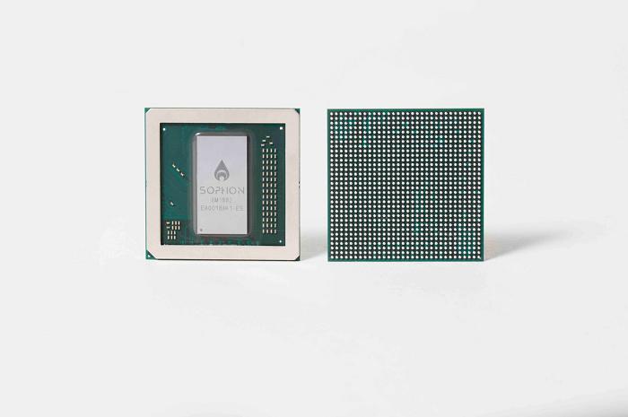 比特大陆发布端云AI芯片,深度入局智能安防市场
