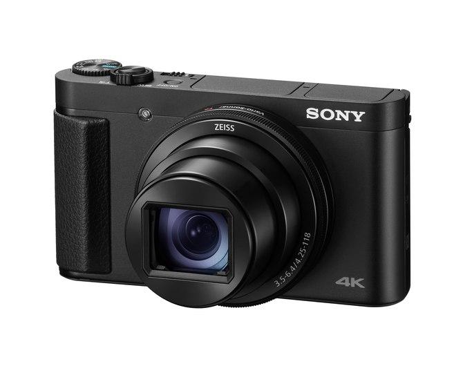 索尼全新发布大变焦便携相机HX99/WX700