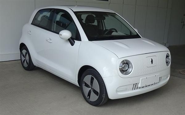 长城推出微型电动车12月上市 售价10万内尺寸接近smart