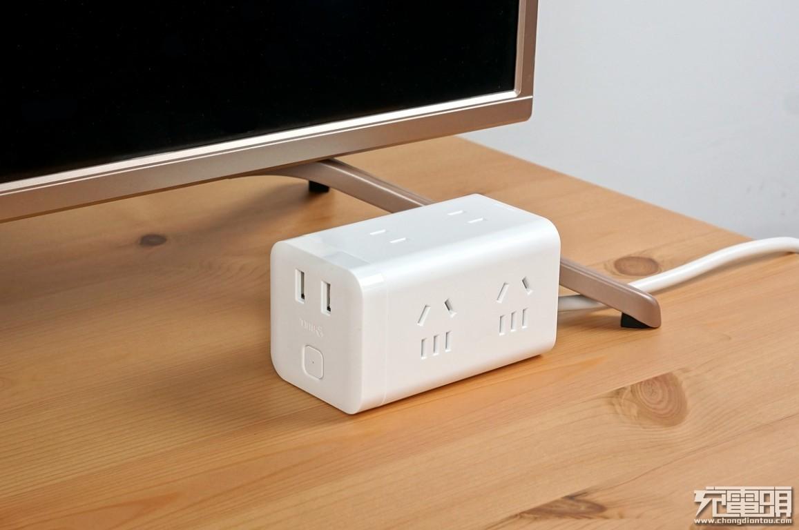 小身材里的大智慧 公牛大魔方USB插座评测
