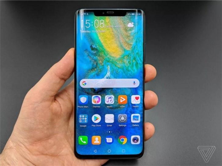 余承东:华为正在研发可折叠5G手机