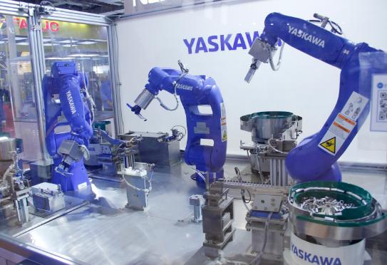 贸易战之下,全球机器人放缓 厂商利润下降