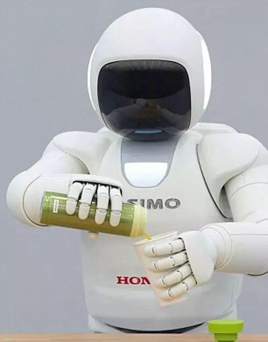 日本的机器人技术大揭秘