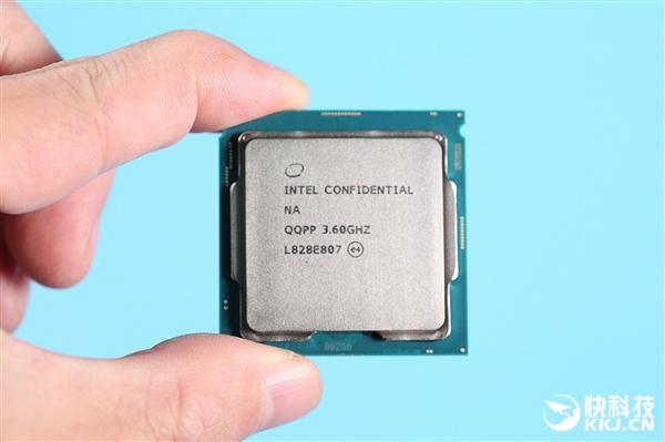 主流平台最强处理器!Intel Core i9-9900K图赏