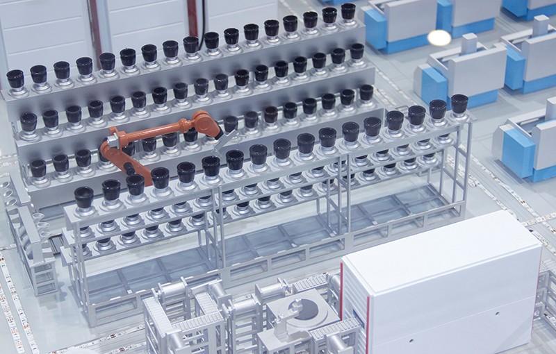 机器人搅拌摩擦焊技术变革汽车制造