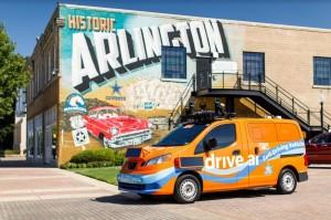 Drive.ai向公众开放无人驾驶服务 首尝商业化